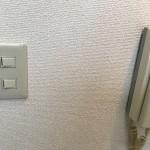 照明スイッチプレート交換
