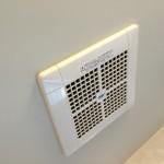 浴室 換気扇交換作業