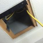 トイレ 換気扇交換工事